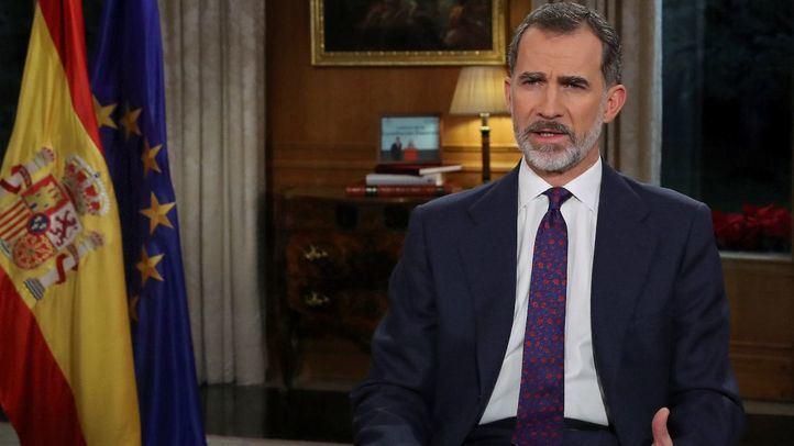 El Rey dirigirá un mensaje ante la crisis del coronavirus