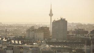 Cae la contaminación en Madrid durante el estado de alarma