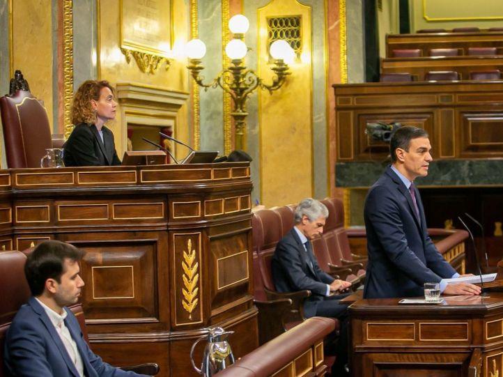 Sánchez admite que no se ha acertado en la gestión del coronavirus