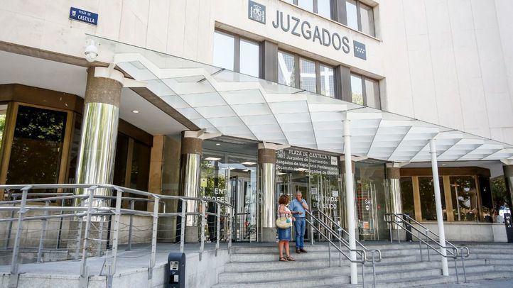 El Gobierno regional pide colaboración a la UME para desinfectar los juzgados