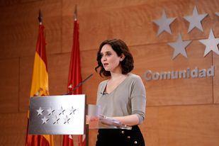 Isabel Díaz Ayuso solicita ayuda urgente a Pedro Sánchez