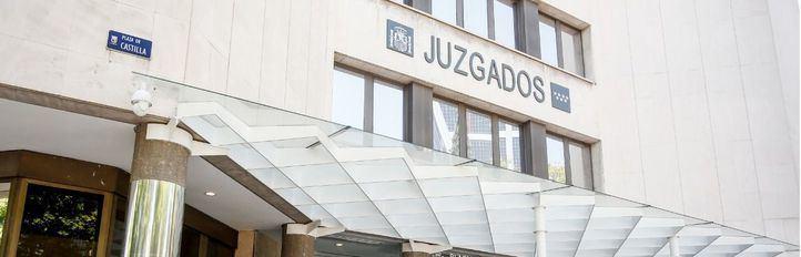 Un juzgado de Madrid reclama medidas de protección para los secretarios judiciales