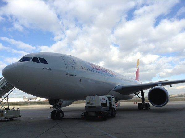 Iberia presenta un ERTE y reduce vuelos