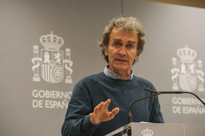 El último balance del coronavirus en España deja ya 832 muertes y 18.074 casos