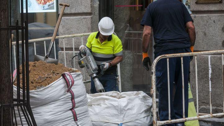El Ayuntamiento de Madrid solicita la paralización de todas las obras de la ciudad
