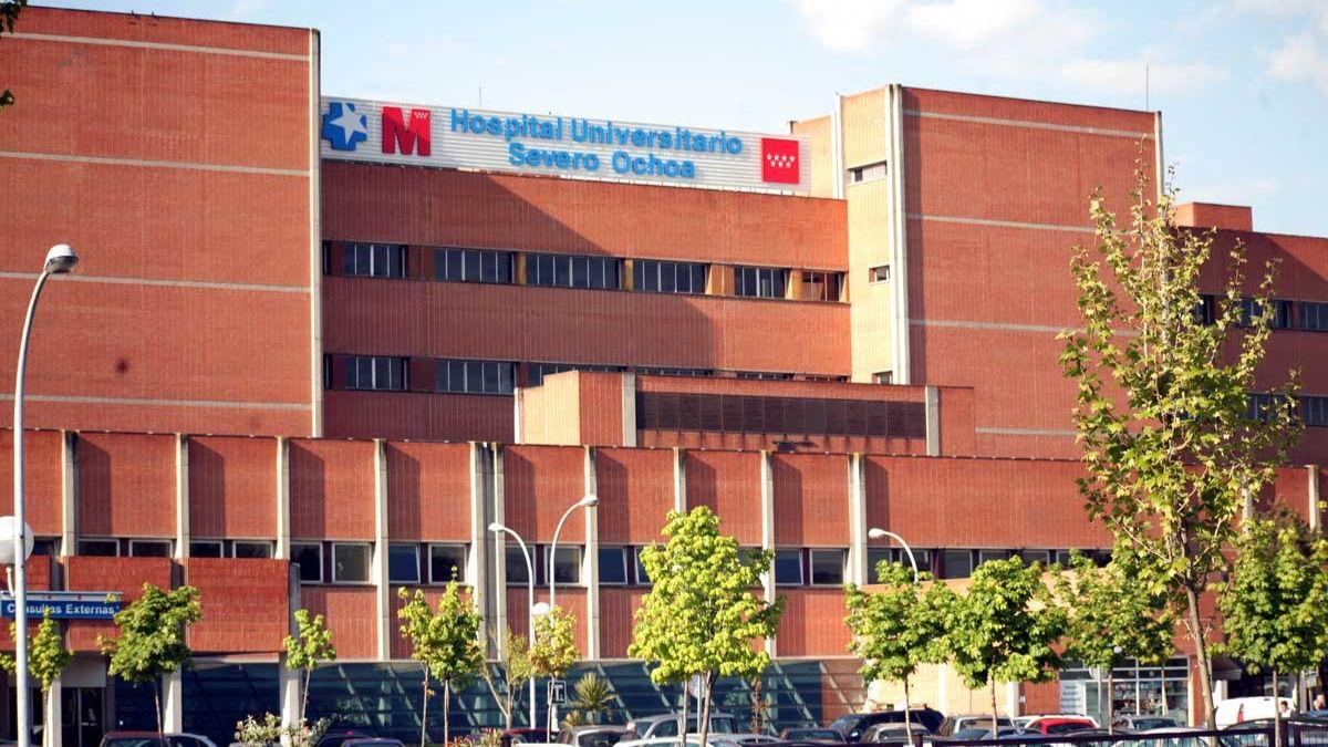 Resultado de imagen de hospital severo ochoa
