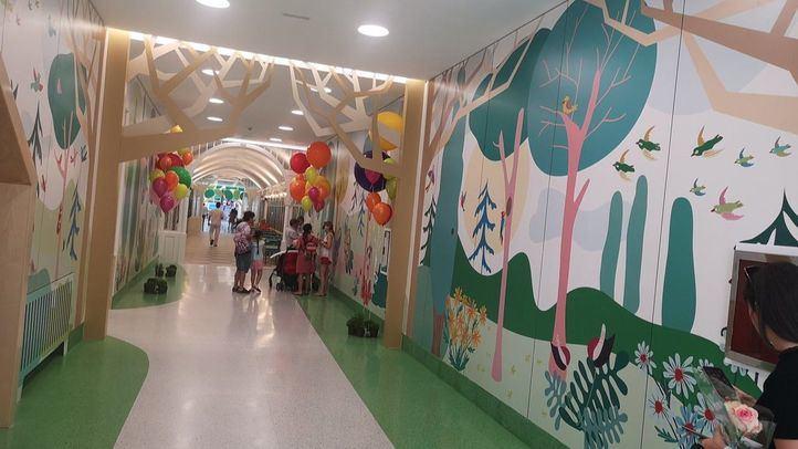 Los Hospitales de La Paz y Niño Jesús acogerán las urgencias pediátricas