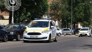 Detenido un joven que atropelló a un motorista y se dio a la fuga