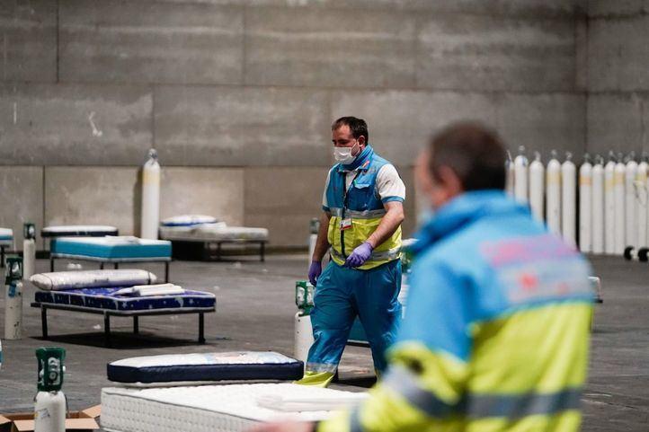 Las últimas cifras del coronavirus en España: 2.182 muertes y 33.089 contagios