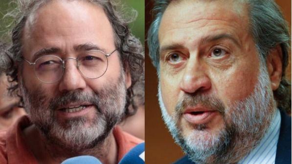 Los representantes de la FRAVM y Cámara de Comercio, esta tarde en Onda Madrid