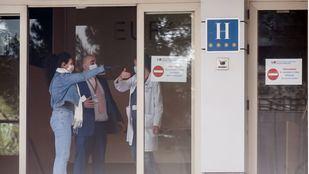 Dieciséis hoteles colaboran ya con la Comunidad para hacer frente al coronavirus