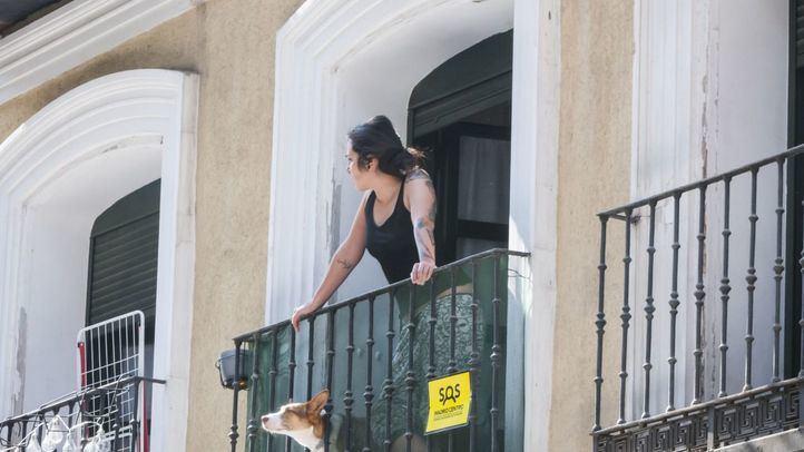 'Madrid sale al balcón' recibe 327 iniciativas solidarias en tres días