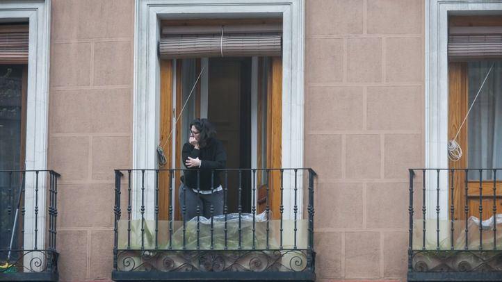 'Madrid sale al balcón' recibe 327 iniciativas solidarias ciudadanas en sólo tres días