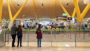 Aena cerrará terminales de Barajas y El Prat para adaptarse al menor tráfico