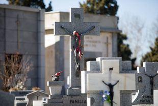 El volumen de trabajo de los servicios funerarios se multiplica por seis