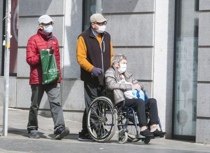 Madrid supera los 1.500 fallecidos y llega a los 12.352 positivos
