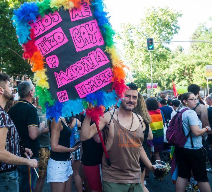 La celebración del Orgullo LGTBI, aplazada por el coronavirus