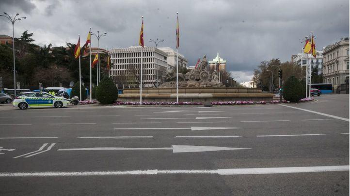 La concentración de dióxido de nitrógeno en Madrid se reduce un 73%