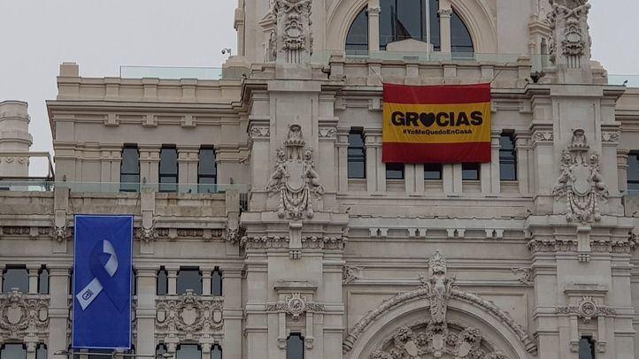 El Ayuntamiento lanza una campaña para recordar que Madrid volverá más fuerte