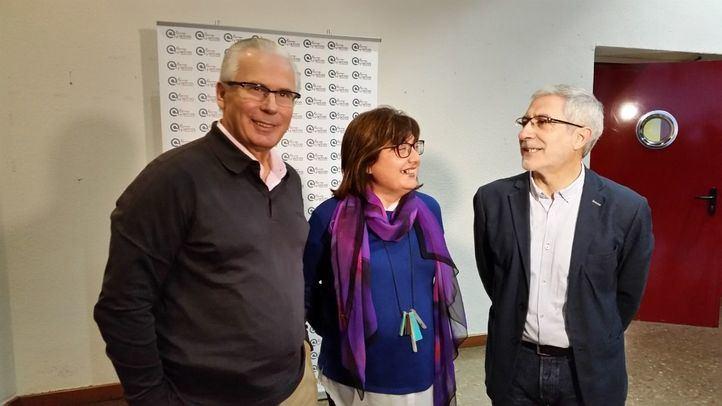 El exmagistrado de la Audiencia Nacional, Baltasar Garzón (a la izquierda).
