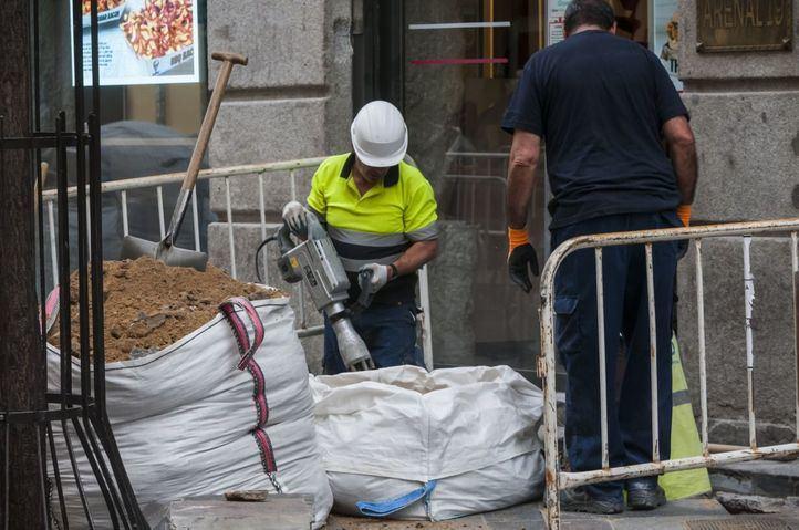 Almeida insiste en la necesidad de paralizar las obras de la capital