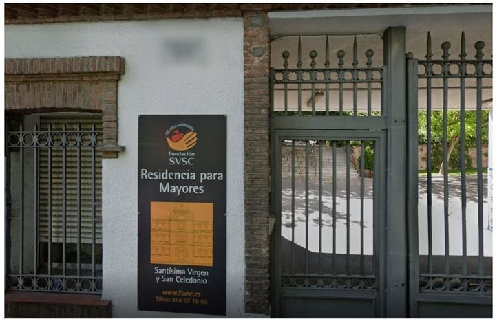 Un geriátrico de Chamartín registra ya una veintena de residentes fallecidos