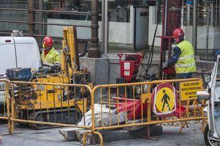 La construcción no está incluido en los sectores que deben detener su actividad.