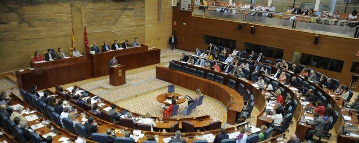 La Asamblea prorroga la suspensión de la actividad parlamentaria hasta el 12 de abril