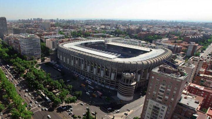El Bernabéu será un centro de aprovisionamiento y distribución de material sanitario