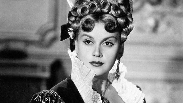 Ana Mariscal en La princesa de los Ursinos (1947)