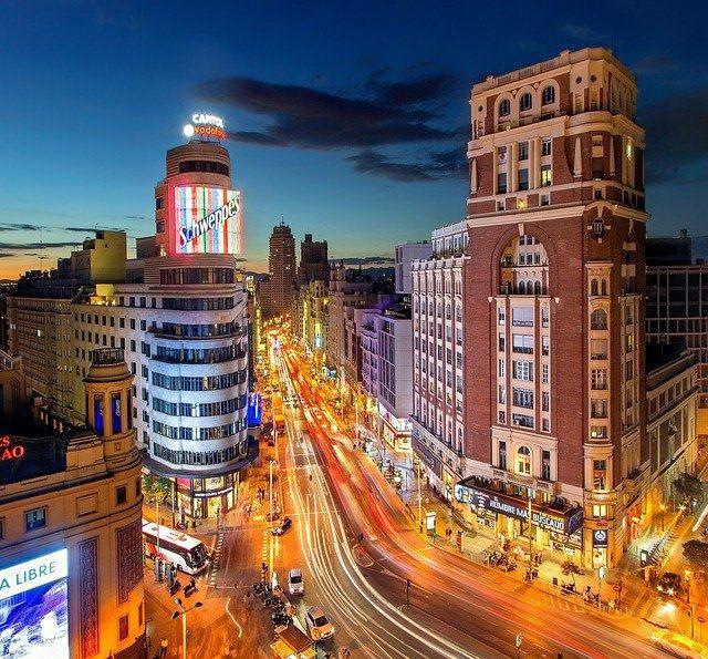 Los mejores espacios para ir de fiesta en Madrid