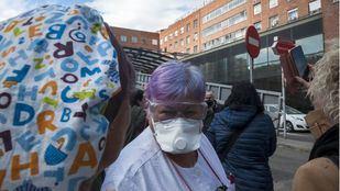 Crece el número de fallecidos en España: 832 muertos más