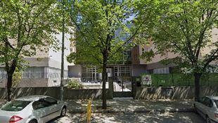 Residencia Vitalia, en Leganés