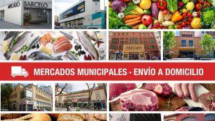 PSOE publica un mapa de los mercados municipales donde se puede comprar sin salir de casa