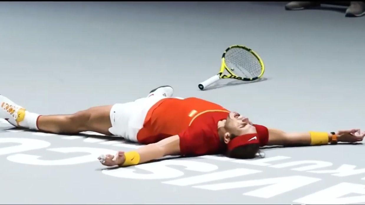 'Nos vemos pronto, Madrid', el homenaje de la Copa Davis al público madrileño