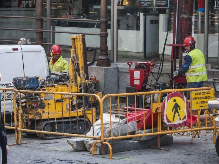 Madrid paraliza todas las obras a excepción de la Ciudad de los Refugiados de Vallecas