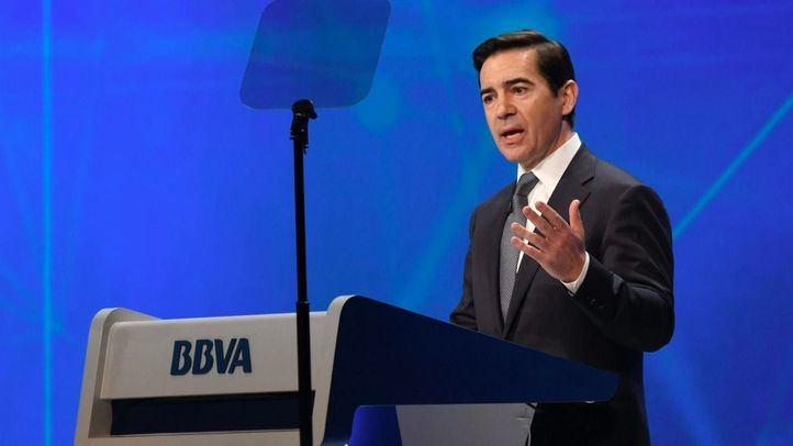 La directiva del BBVA renuncia al bonus del 2020