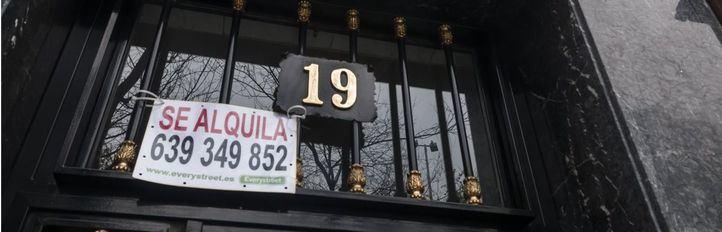 El sindicato de inquilinos convoca una huelga de alquileres desde el 1 de abril por el