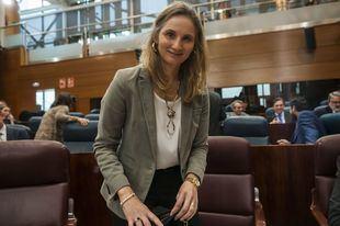 Paloma Martín, presidenta del Canal de Isabel II y consejera de Medio Ambiente de la Comunidad de Madrid