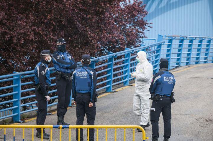 La Policía Municipal de Madrid interpuso ayer 406 multas, detuvo a 3 personas e interceptó 12 coches