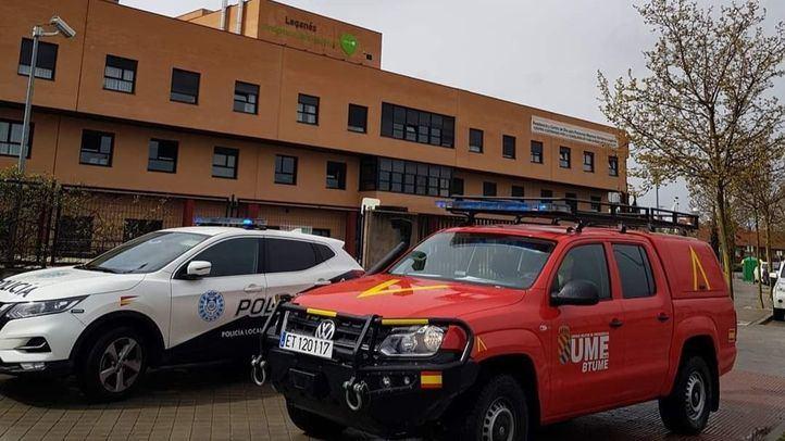Leganés pide una intervención inmediata en los geriátricos más afectados por el coronavirus