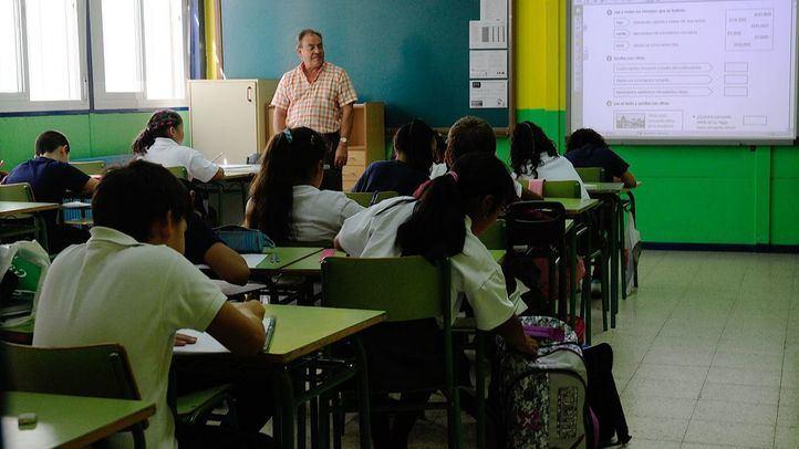 Aplazado a mayo el periodo de admisión en centros educativos para el próximo curso