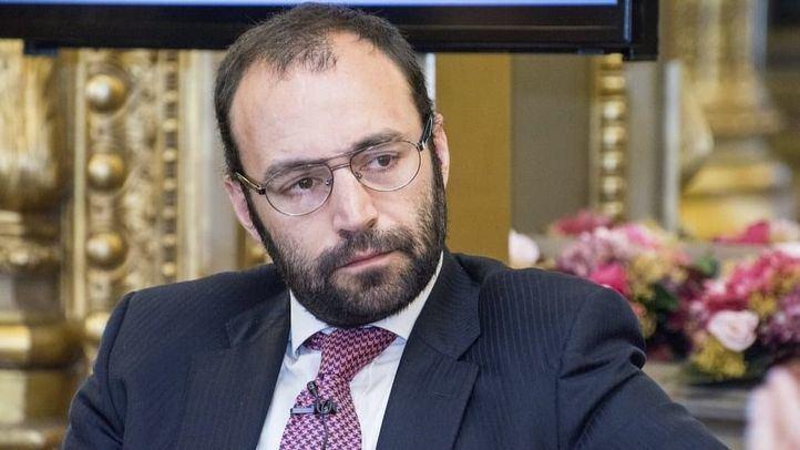 El consejero de Economía, Empleo y Competitividad, Manuel Giménez.