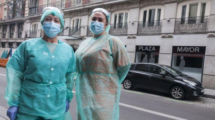 El aumento de muertos con Covid-19 vuelve a ralentizarse en Madrid