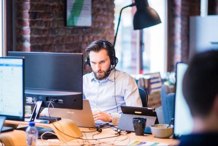 Un 26% de madrileños acudió al trabajo la semana pasada a pesar del estado de alarma