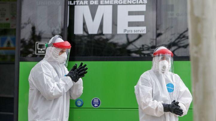 Activadas dos nuevas líneas de autobús para trasladar sanitarios entre hoteles y hospitales