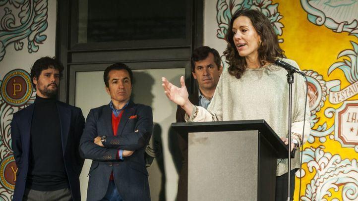 Imagen de archivo de la consejera de Presidencia de la Comunidad de Madrid, María Eugenia Carballedo.