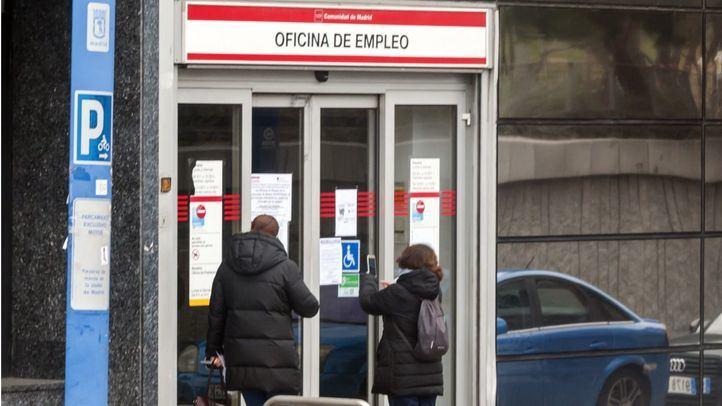 El paro en Madrid crece un 3,1% en marzo por la crisis del coronavirus, con 10.864 desempleados más