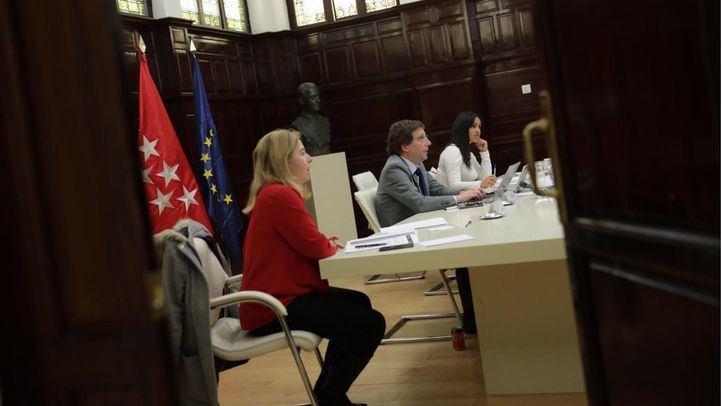 El Consistorio madrileño no descarta reelaborar el presupuesto de 2020