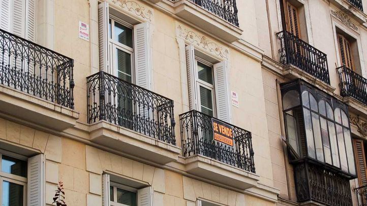 El precio de la vivienda de segunda mano sube un 2,4% en el primer trimestre